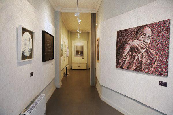 Art gallery in Kadikoy