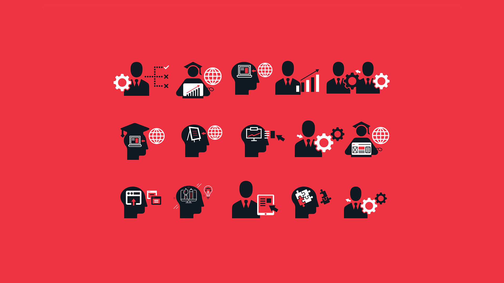 job icons for traffic today which is a digital marketing agency